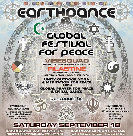 Earthdance partial poster